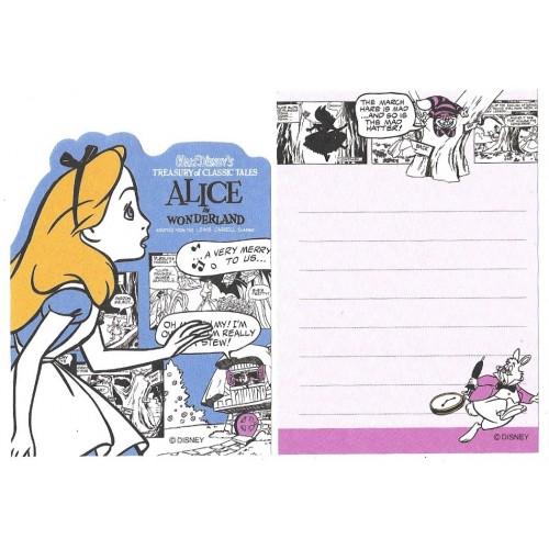Kit 2 MEMOS Importados Alice Treasury Of Classic Tales Disney