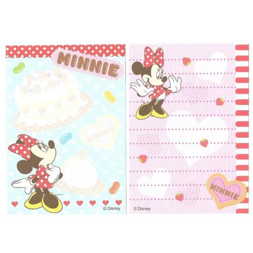 Kit 2 MEMOS Importados Minnie Disney Sun-Star