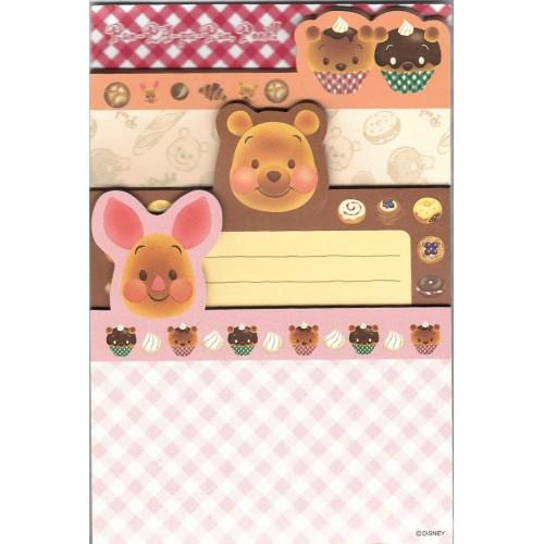 Kit 3 NOTAS Importados Winnie The Pooh Pop Up Disney