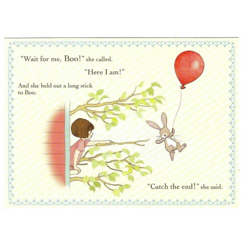 Cartão Postal Belle & Boo - Stick