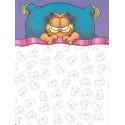 Papel de Carta AVULSO Garfield Catnaps 02B - Paws