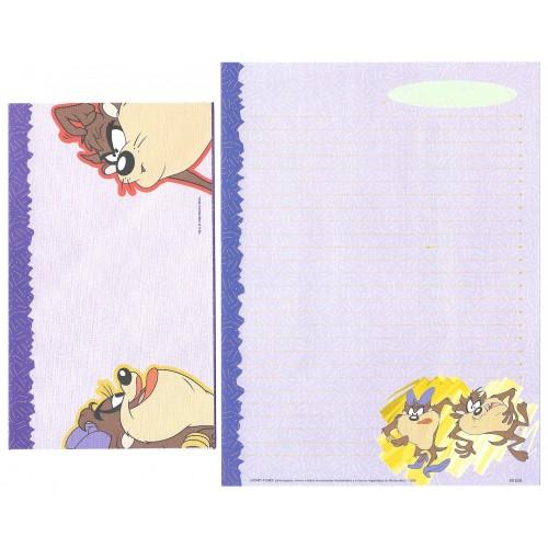 Conjunto de Papel de Carta Looney Tunes Personagens 4 - Warner