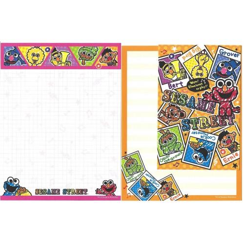 Conjunto de Papel de Carta Sesame Street CAM
