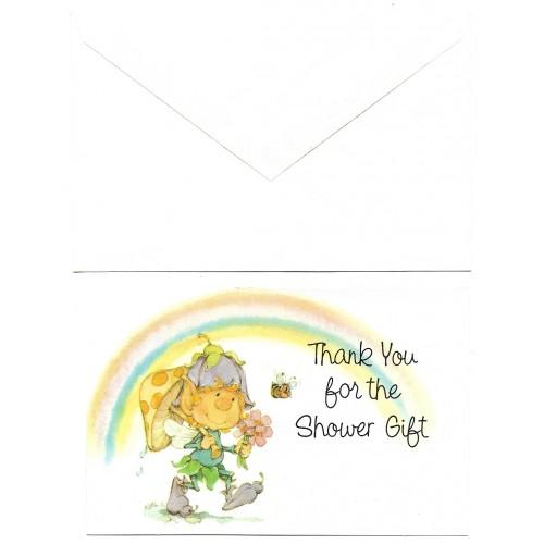 Notecard Antigo Importado Himself the Elf
