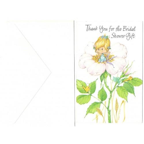 Notecard Antigo Importado Herself the Elf