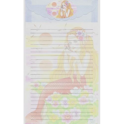 Conjunto de Papel de Carta Antigo Importado LP18005 C YANG