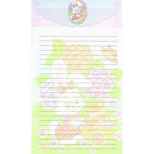 Capa & Conjunto de Papel de Carta Antigo Importado LP18003 A YANG