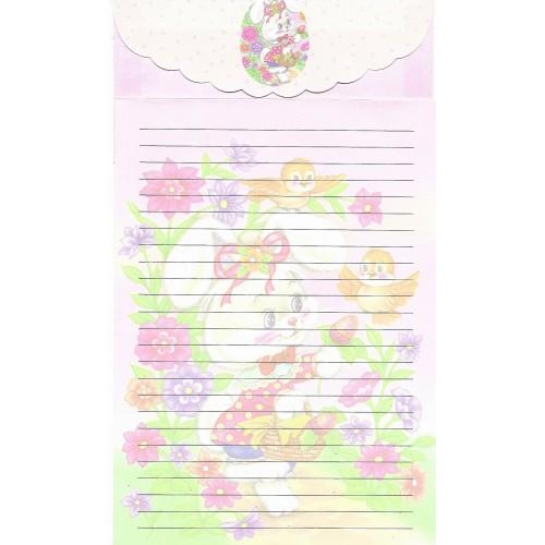 Conjunto de Papel de Carta Antigo Importado LP18003 B YANG