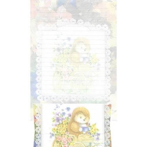 Conjunto de Papel de Carta Antigo Importado DASEN 3039C