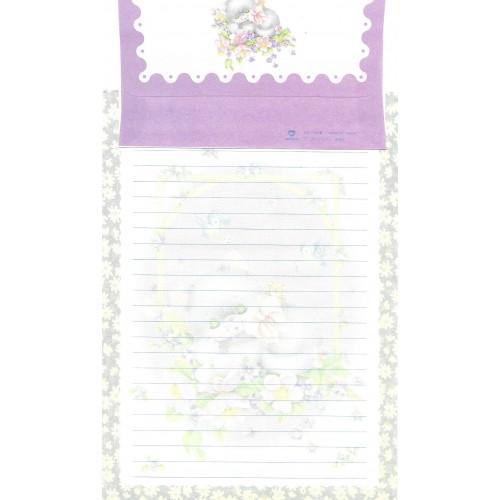 Conjunto de Papel de Carta Antigo Importado DASEN 1782B