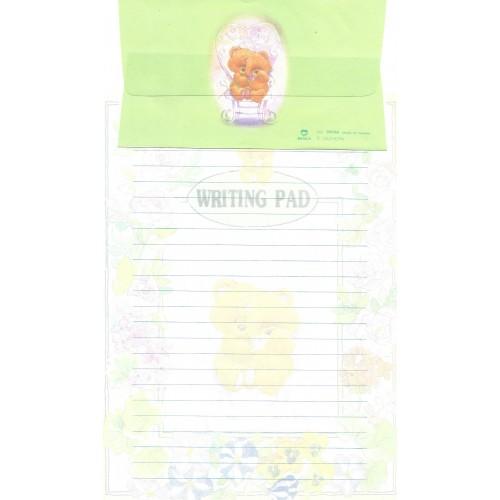 Conjunto de Papel de Carta Antigo Importado DASEN 3033A