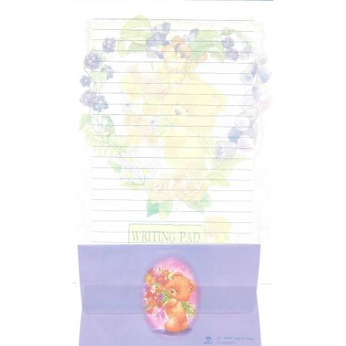 Conjunto de Papel de Carta Antigo Importado DASEN 3033C