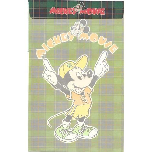 Conjunto de Papel de Carta ANTIGO Mickey Mouse CVE Clarinho