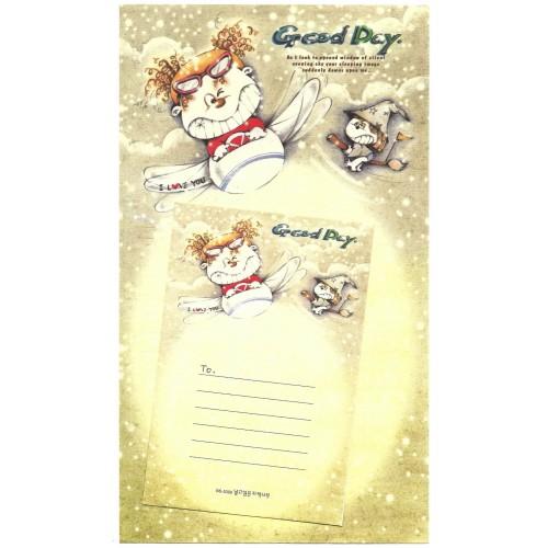 Conjunto de Papel de Carta Importado Good Day - BS