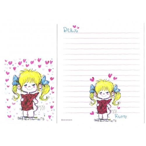 Conjunto de Papel de Carta com envelope ADO MIZUMORI 0067