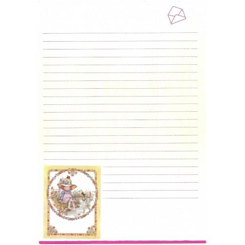 Papel de Carta AVULSO Menininhas 130
