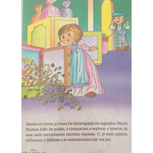 Papel de Carta CARTIUGE Personagens João e Maria 16