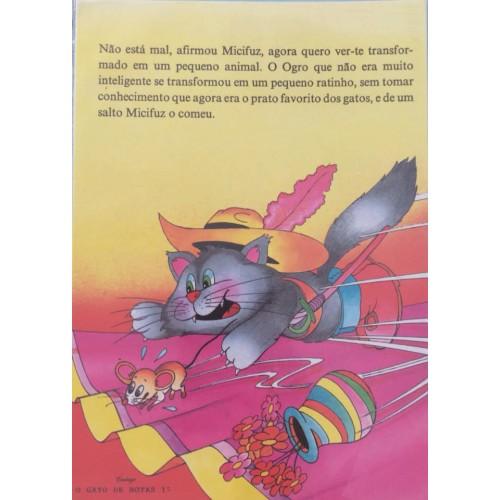 Papel de Carta CARTIUGE Personagens O Gato de Botas 12