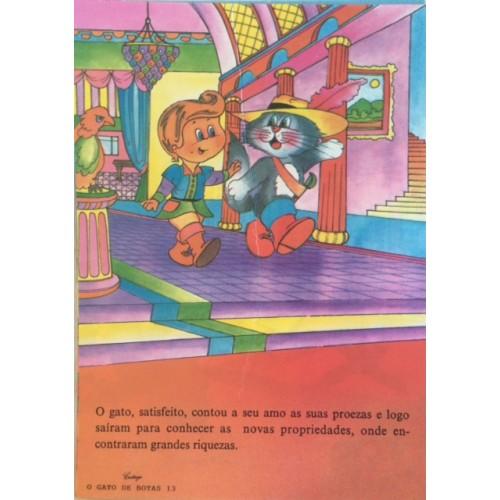 Papel de Carta CARTIUGE Personagens O Gato de Botas 13