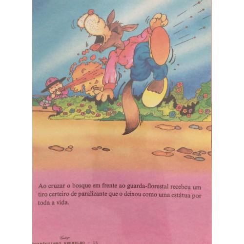 Papel de Carta CARTIUGE Personagens Chapeuzinho Vermelho 15