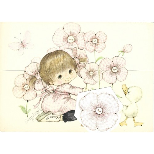 Postalete Antigo Importado Susy Angel ANGELOVE CRS Ambassador Cards