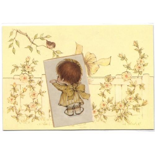 Postalete Antigo Importado Susy Angel CRE2 Ambassador Cards