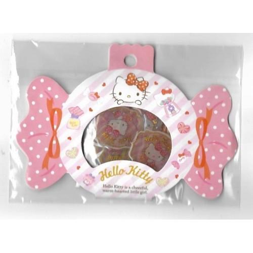 Ano 2017. Kit de ADESIVOS Hello Kitty CANDY 1 Sanrio