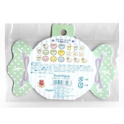 Ano 2017. Kit de ADESIVOS Cinnamoroll CANDY 1 Sanrio