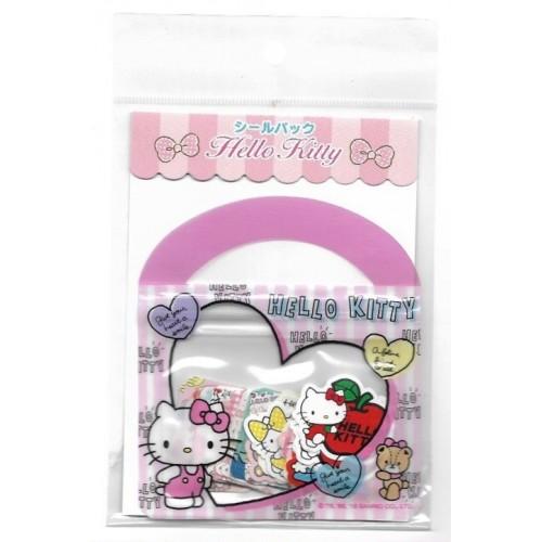 Ano 2016. Kit de ADESIVOS Hello Kitty Sanrio