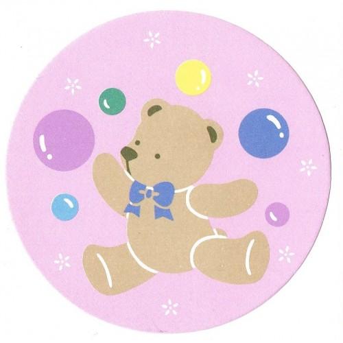 Ano 1989. Nota Tweedle Dee Dee Bear Sanrio