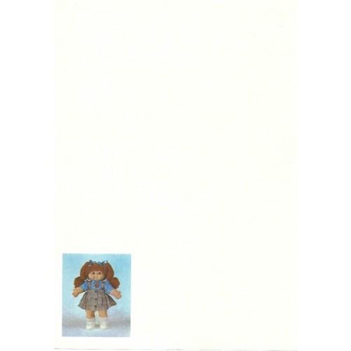 Papel de Carta Antigo QUEM-ME-QUER 3