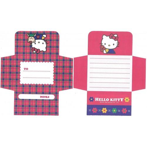 Ano 1995. Papel de Carta AVULSO Hello Kitty Antigo Vintage Sanrio