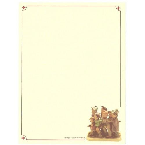 Papel de Carta AVULSO Hum 347 - The Seven Swabians