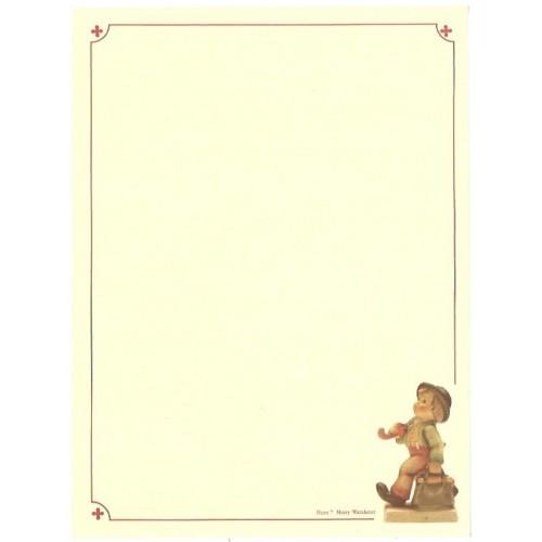 Papel de Carta AVULSO Hum 7 - Merry Wanderer