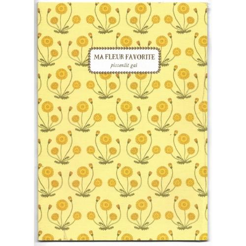 Caderno MA FLEUR FAVORITE Coleção Greeting Life Inc.