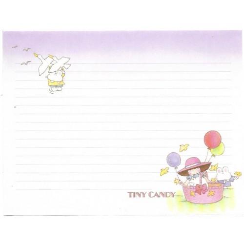 Papel de Carta Avulso Vintage Tiny Candy Sky Cruise Gakken
