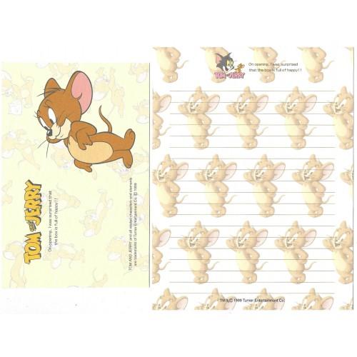 Ano 1999. Conjunto de Papel de Carta IMPORTADO Tom & Jerry CJE2