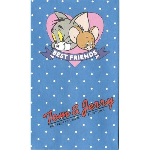Mini-Envelope TOM & JERRY Best Friends 1940 MGM GAKKEN JAPAN