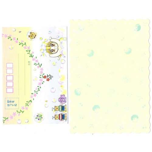 Conjunto de Papel de Carta ANIME CAM JAPAN