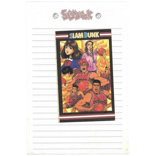Conjunto de Papel de Carta SLAM DUNK JAPAN