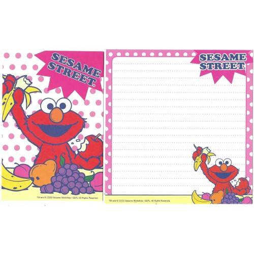 Conjunto de Papel de Carta IMPORTADO Sesame Street 34