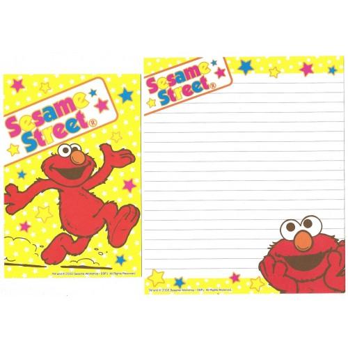 Conjunto de Papel de Carta IMPORTADO Sesame Street 35