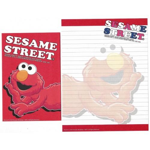 Conjunto de Papel de Carta IMPORTADO Sesame Street 41