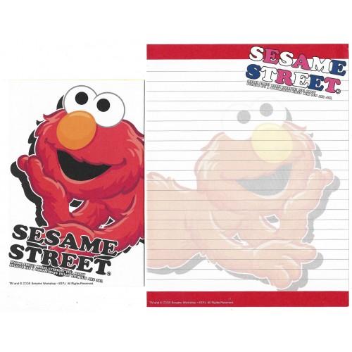Conjunto de Papel de Carta IMPORTADO Sesame Street 42