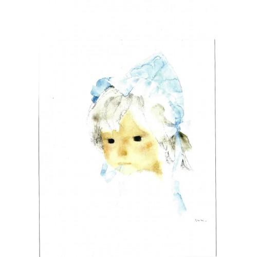 Postcard Cartão Postal Chihiro Iwasaki 23 Japan