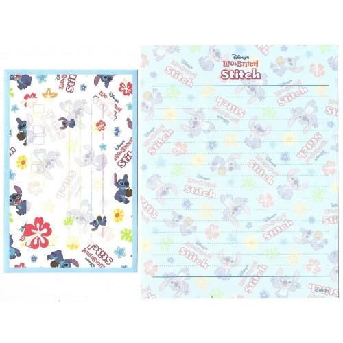 Conjunto de Papel de Carta Lilo & Stitch Stitch CAZ Disney