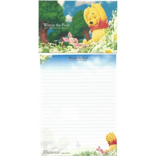 Conjunto de Papel de Carta Disney Winnie The Pooh Wonderful KAMIO