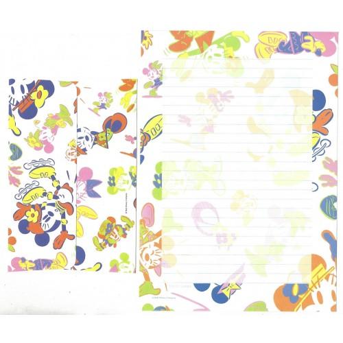 Conjunto de Papel de Carta ANTIGO Minnie TOKYO QUEEN