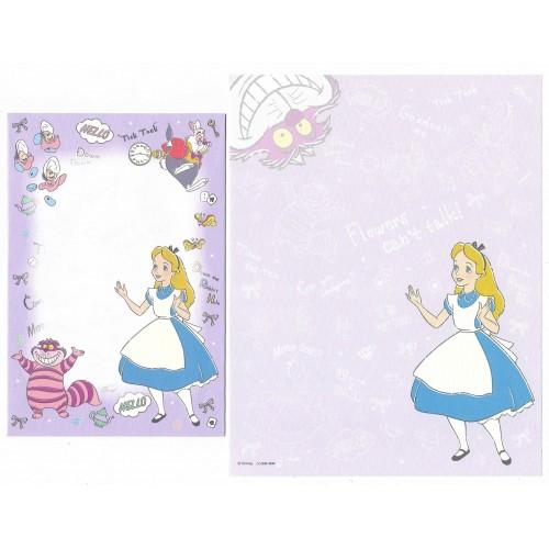 Conjunto de Papel de Carta Disney Alice More Tea? CLL SUN-Star