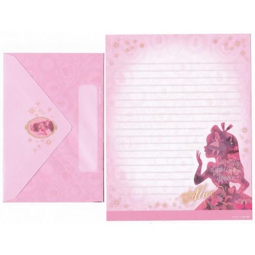 Conjunto de Papel de Carta Disney Alice Curiosity I SUN-Star